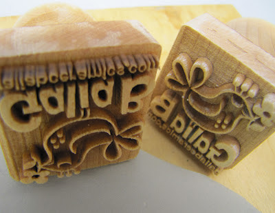a new stamp and a new website