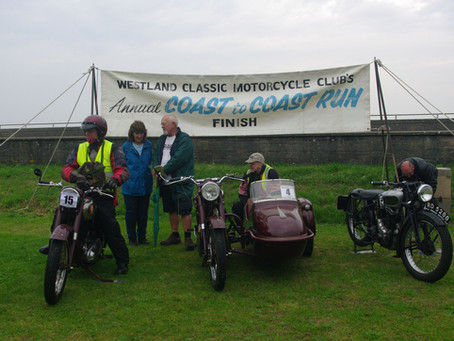 WCMCC Coast to Coast 2019