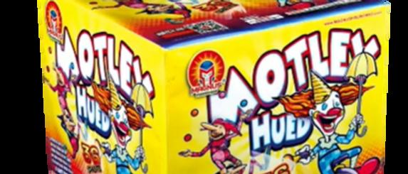 Motley Hued 36 Shot