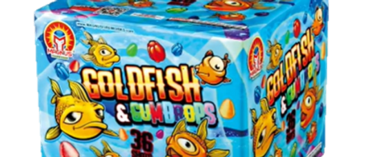Goldfish and Gumdrops 36 Shot