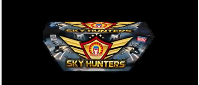 Sky Hunters 432 shot multi angle 500G Grand Finale