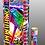 "Thumbnail: Knitro Pyro Neon Hammer Pro Series 4"" Neon Canister Shell"