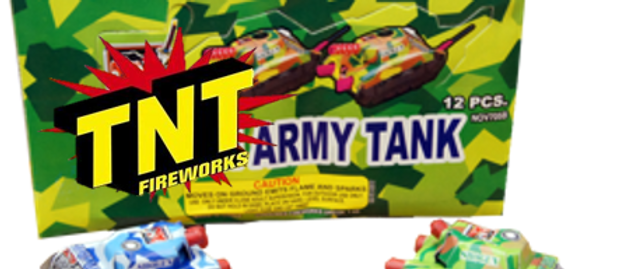 Tank with Report