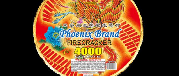 "Magnus Brand Phoenix Firecrackers - 1 1/2"" 4000 roll"