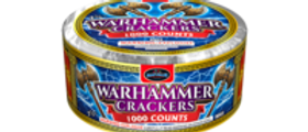 MAGNUS WARHAMMER 1,000 ROLL FIRECRACKERS