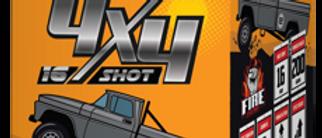 4X4 16 SHOT