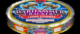 MAGNUS WARHAMMER 16,000 ROLL FIRECRACKERS