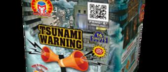 TSUNAMI WARNING 16 SHOT