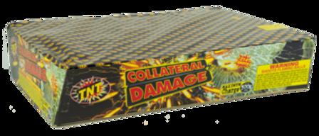 Collateral Damage 214 Shot Zipper