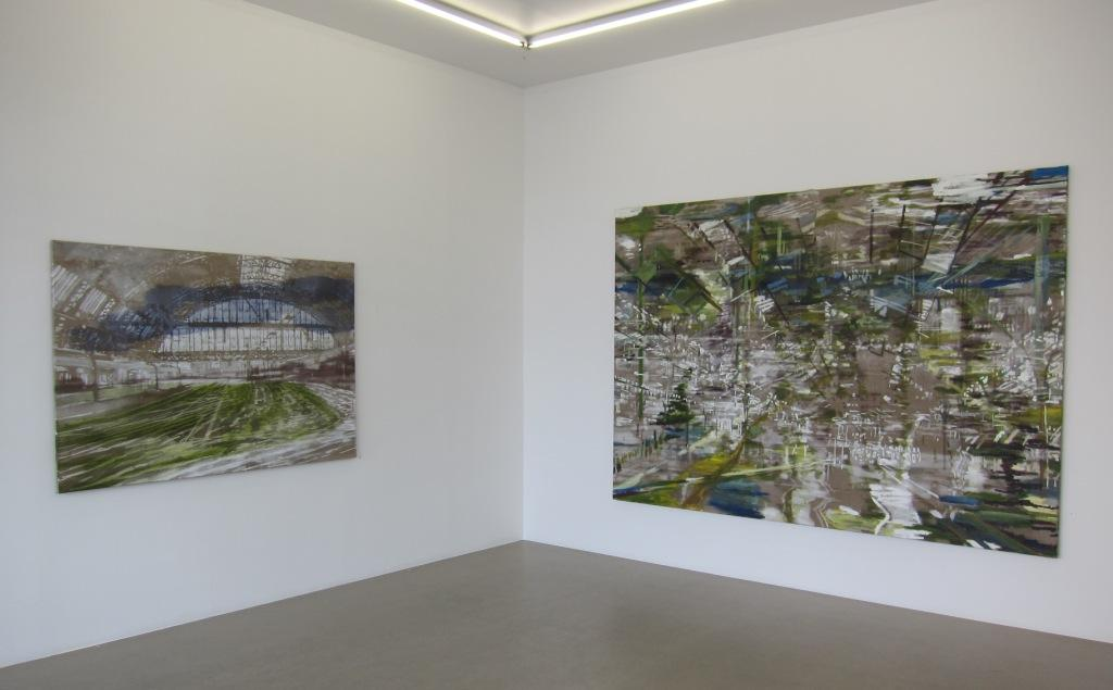 Installation, Galerie Leger 16
