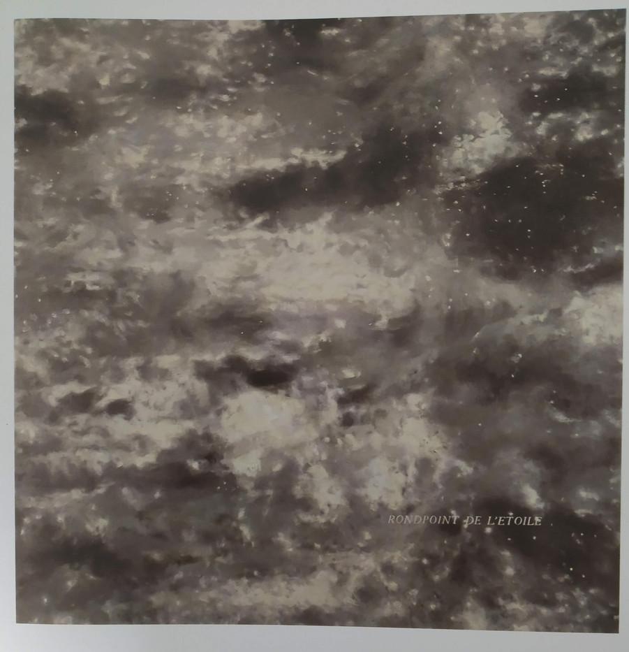 Ola Billgren Impromptu 190 x 190 cm 1988