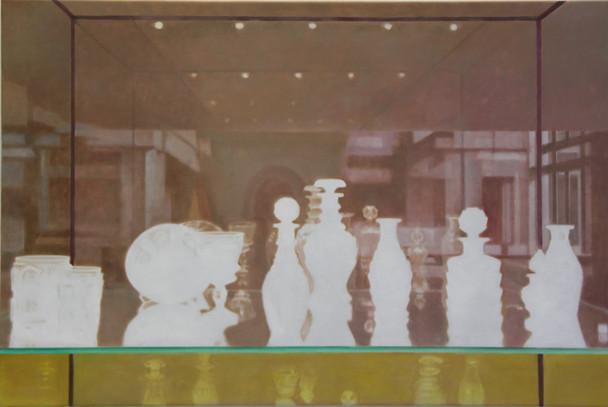 Anette Harboe Flensburg  Glass II 80x120 cm