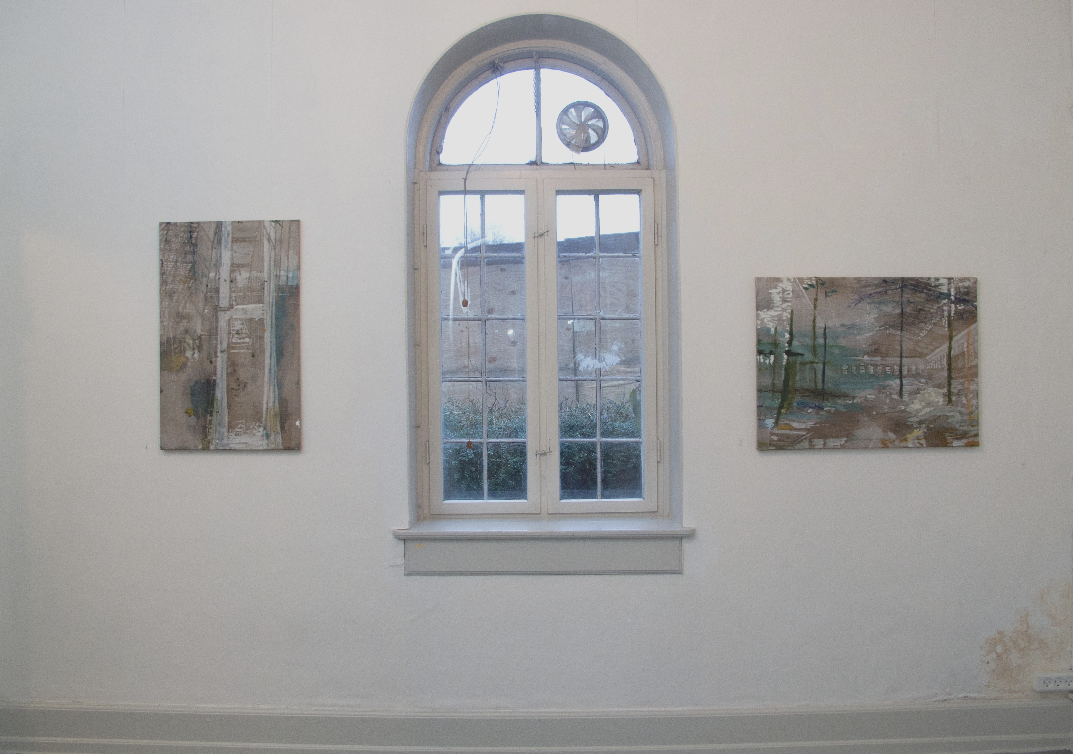 Installation view, Tonenton