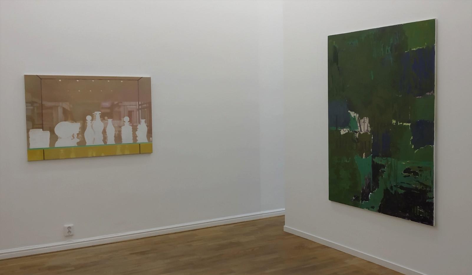 Works by Anette Harboe Flensburg and Kehnet Nielsen