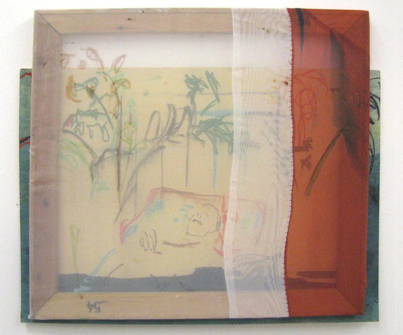 Amalie Gabel, Family Gathering 50 x 60 cm, 2019