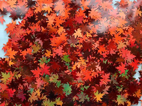 Autumn Leaves Glitter
