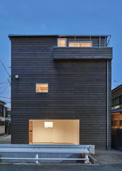 Wooden little house