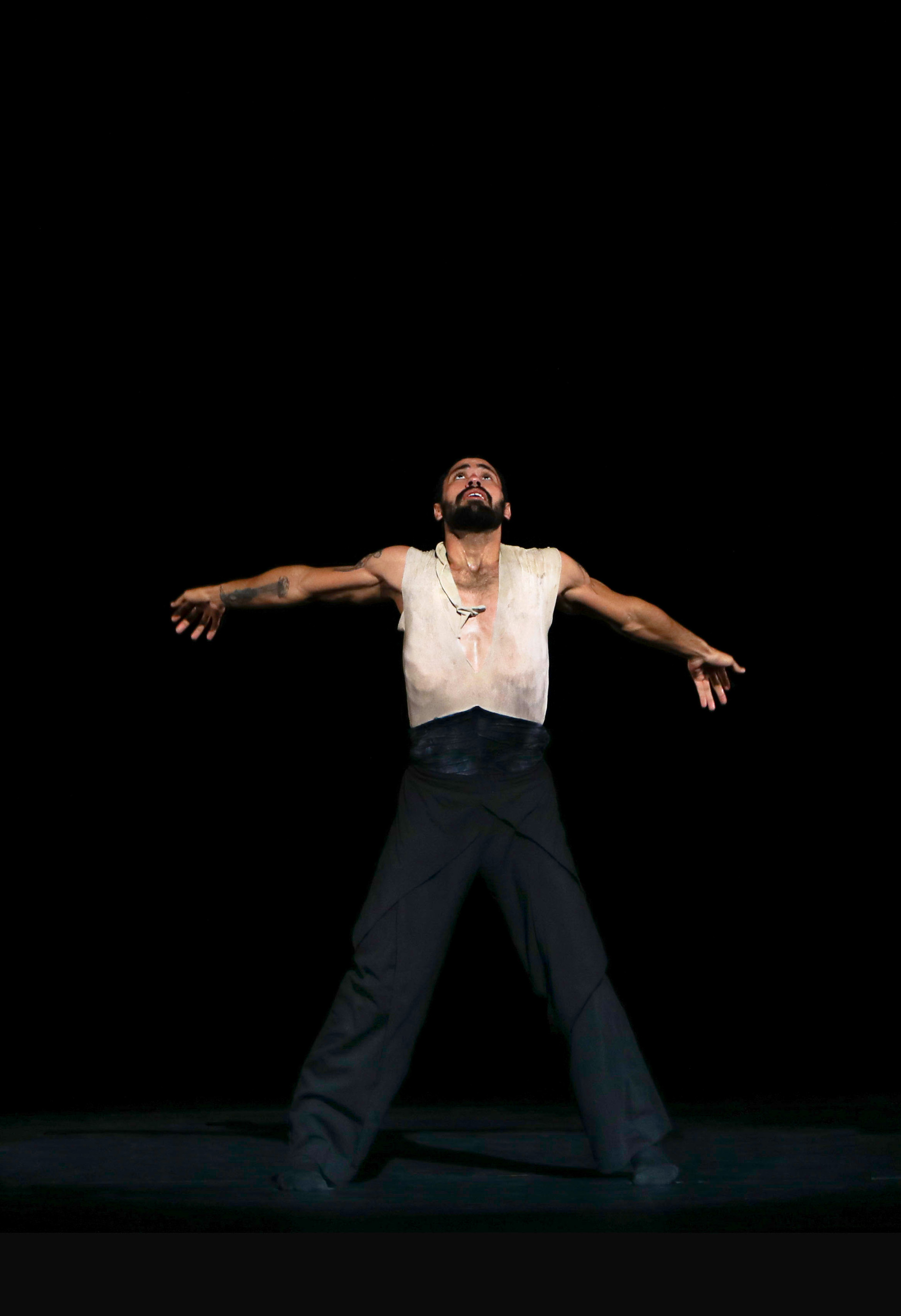 Cuban Malpaso dancer