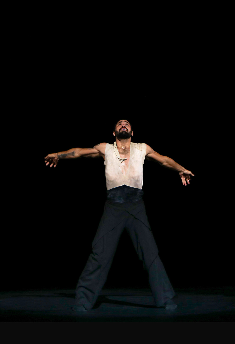 Cuban Malpaso dancer