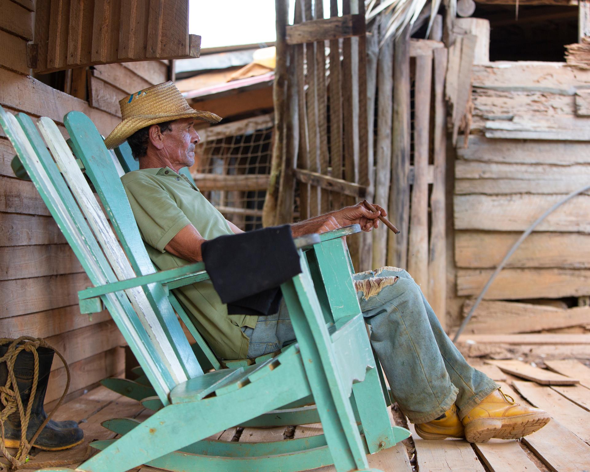 Rural Tobacco Farmer, Cuba