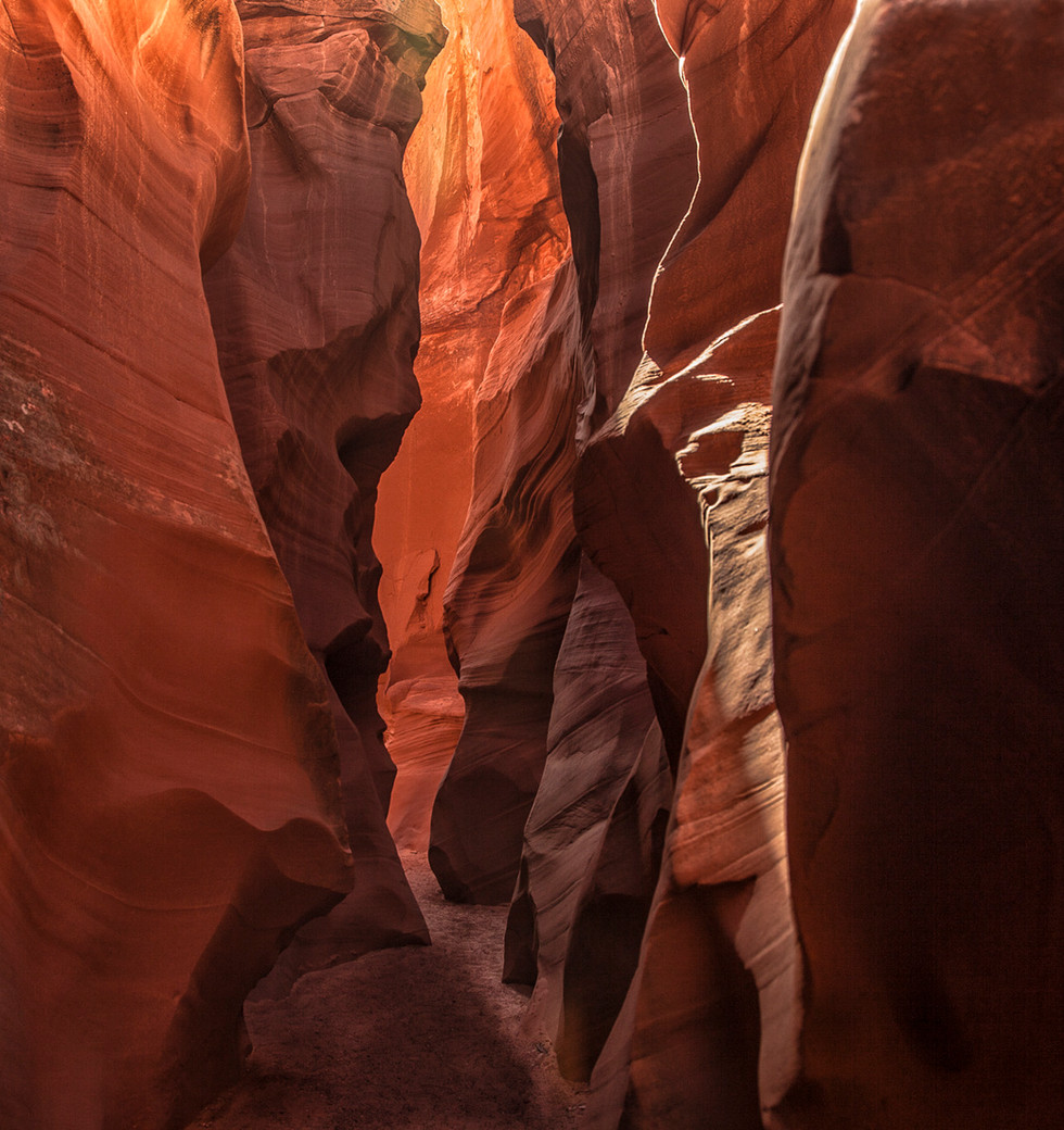 Blue John Canyon, Canyonlands