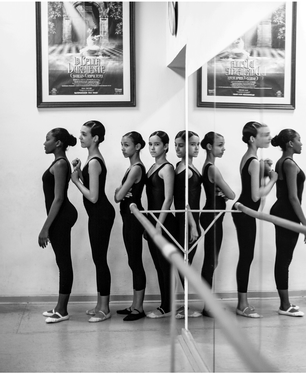 Young Ballerinas, Havana, Cuba