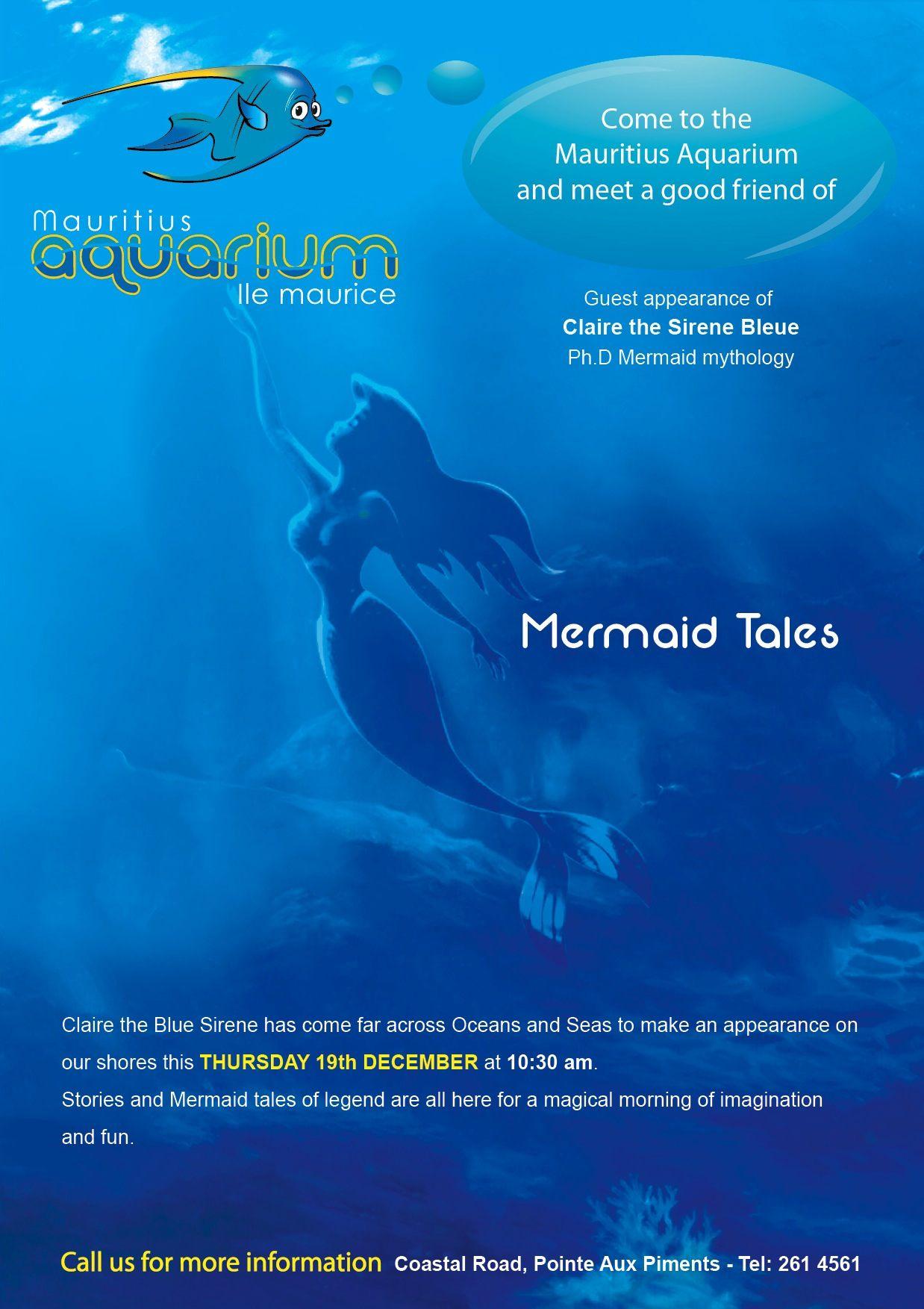 Affiche Mauritius Aquarium