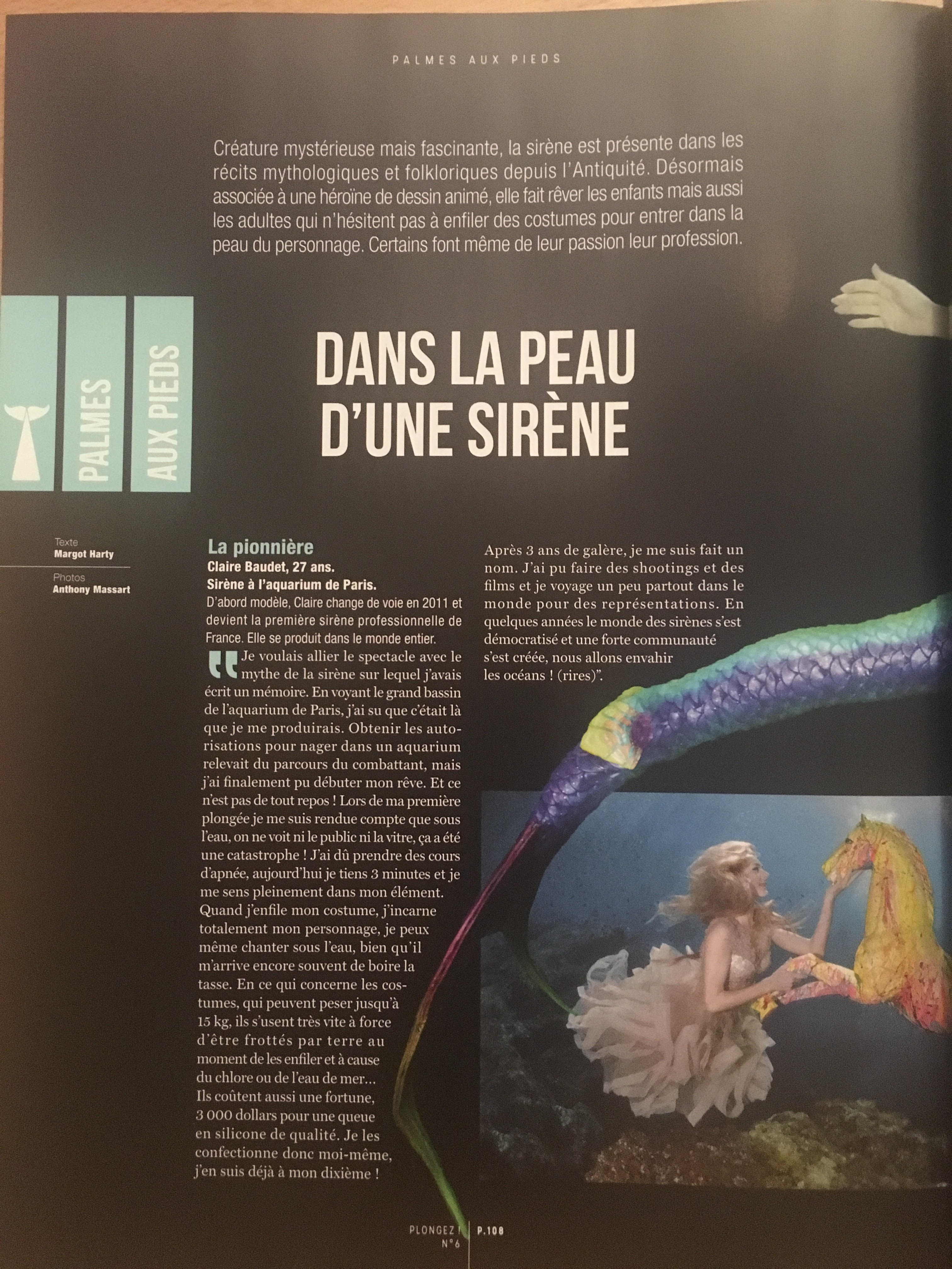 Plongez !  magazine