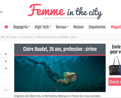 Femme in the city