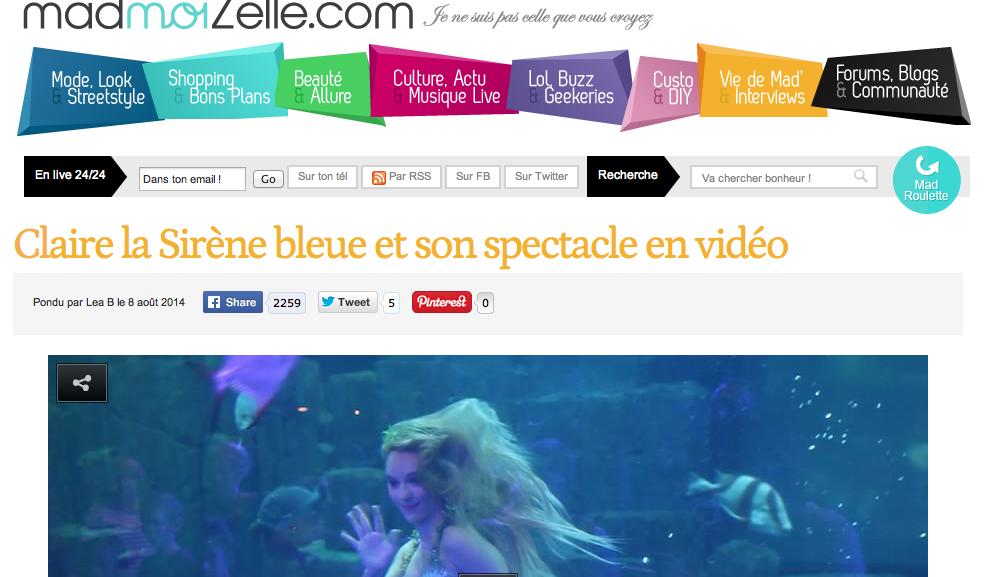 Vidéos MadmoiZelle