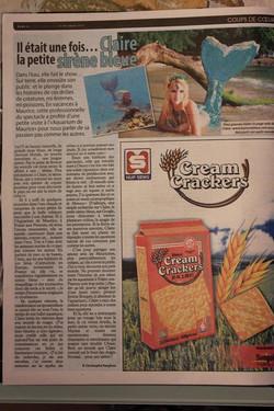 Article Journal Mauricien !