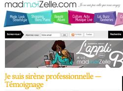 Article MadmoiZelle.com