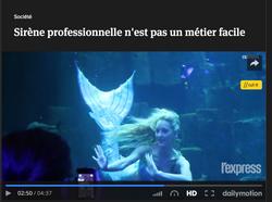 Reportage l'Express