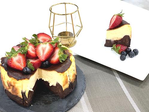 Valrhona Chocolate/ Original Burnt Cheesecake