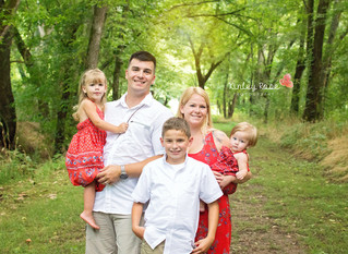 Boras Family - Kinley Rose Photography, Ft. Campbell, Ky Family Photography