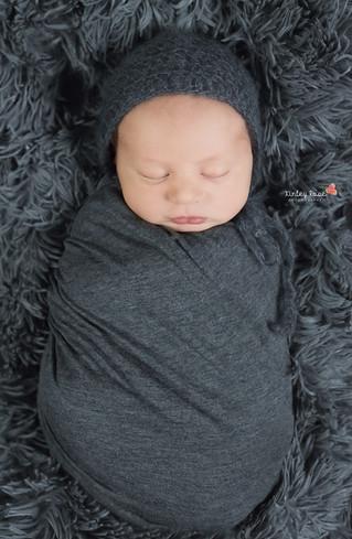 James {11 Days New} - Kinley Rose Photography, Clarksville, TN Newborn Photographer