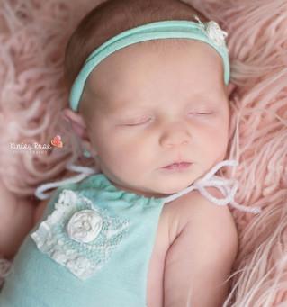 Kennedy {10 Days New} - Kinley Rose Photography, Clarksville, TN Newborn Photographer