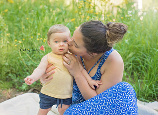 Sarah & Henry - Kinley Rose Photography, Clarksville, TN Newborn Photographer