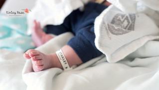 Harrison's Fresh 48 - Kinley Rose Photography, Clarksville, TN Newborn Photographer