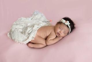 Emmary {11 Days New} - Kinley Rose Photography, Ludowici, GA Newborn Photographer