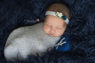 Mia {15 Days New} - Kinley Rose Photography, Clarksville, TN Newborn Photographer