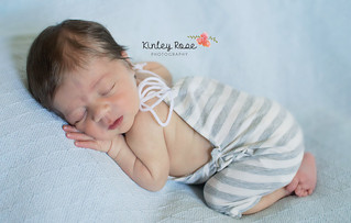 Jackson {6 Days New} -Kinley Rose Photography, Ft. Campbell Newborn Photographer