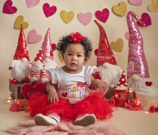 Ariya's 9 Month Milestone - Kinley Rose Photography, Ludowici, GA Newborn Photographer