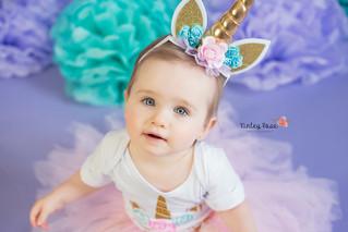 Happy Birthday Emma! - Kinley Rose Photography, Clarksville, TN Newborn Photographer