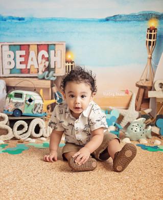 Happy Birthday Landon! - Kinley Rose Photography, Ludowici, GA Newborn Photographer