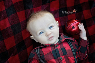 Jameson is SIX Months! - Kinley Rose Photography, Clarksville, TN Newborn & Family Photography