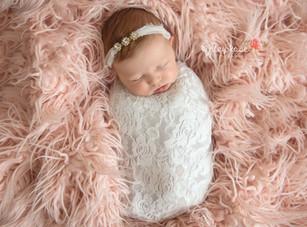Emma {16 Days New} - Kinley Rose Photography, Ludowici, GA Newborn Photographer