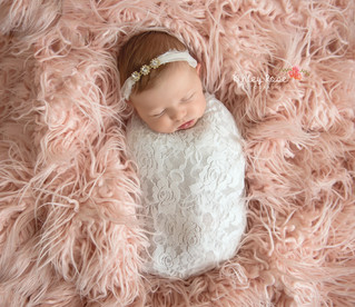 Emma {16 Days New} - Kinley Rose Photography, Ludowici, GA Newborn Photographer