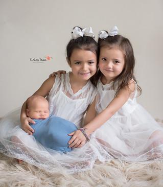 Mason {9 Days} - Kinley Rose Photography, Clarksville, TN Newborn Photographer