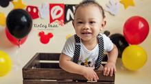 Happy Birthday Shakare! - Kinley Rose Photography, Ludowici, GA Newborn Photographer